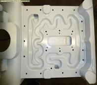 莱宝DRYVAC系列干式螺杆泵水冷结构