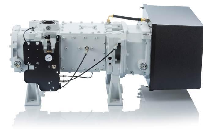 莱宝DV300干式螺杆泵