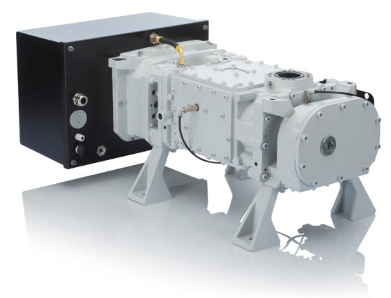 莱宝DV200干泵